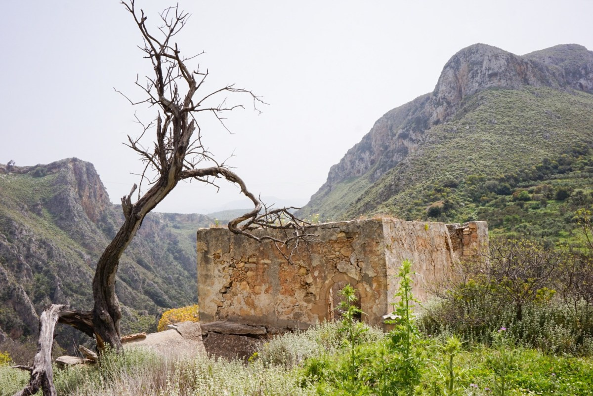 Antiikinaikainen kylä, Kreeta