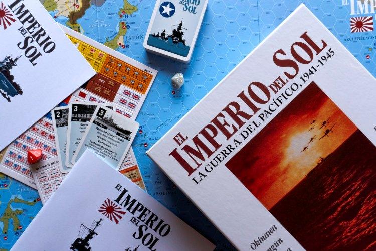 IMPERIO DEL SOL CAJA