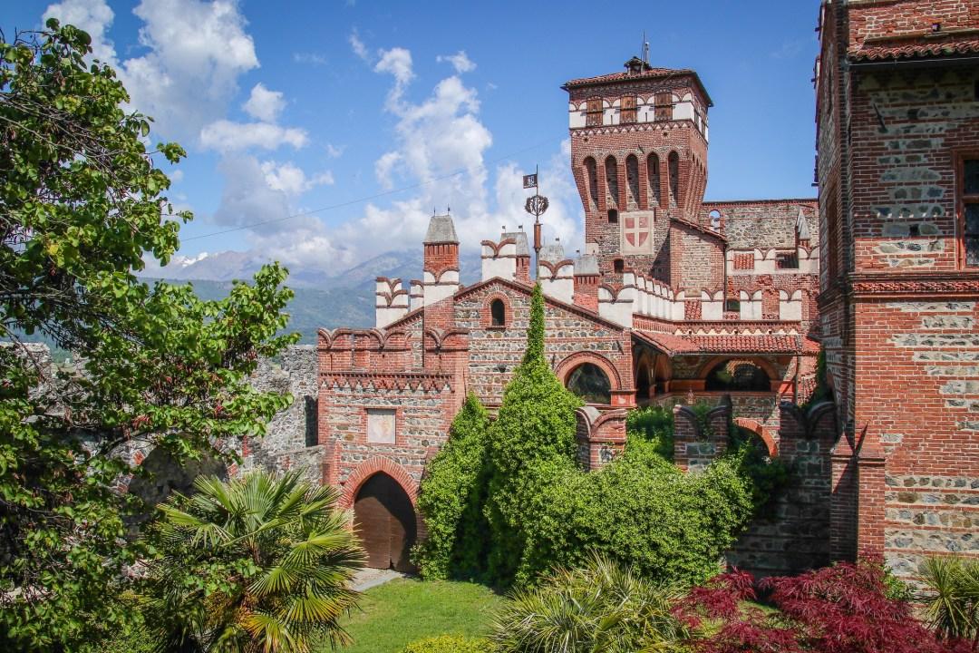 Castello di Pavone Canavese