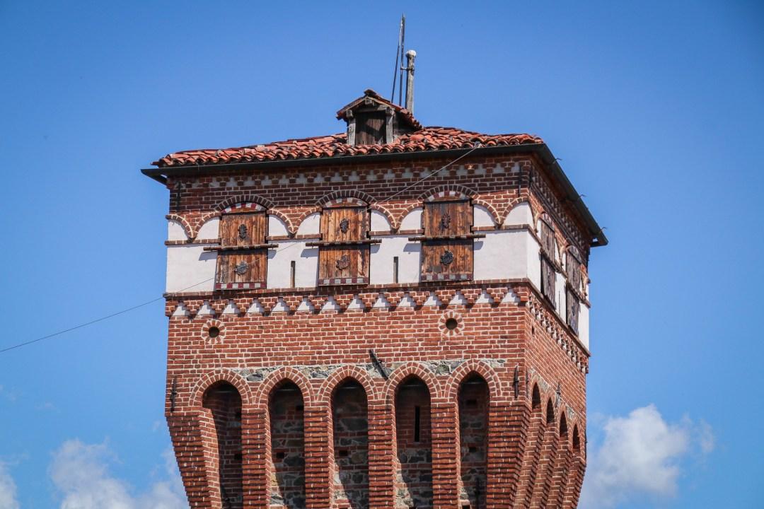 Torre del Castello di Pavone