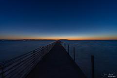 Endless Blue Night
