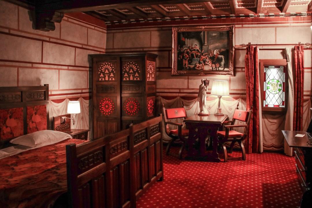Camera del Castello di Pavone