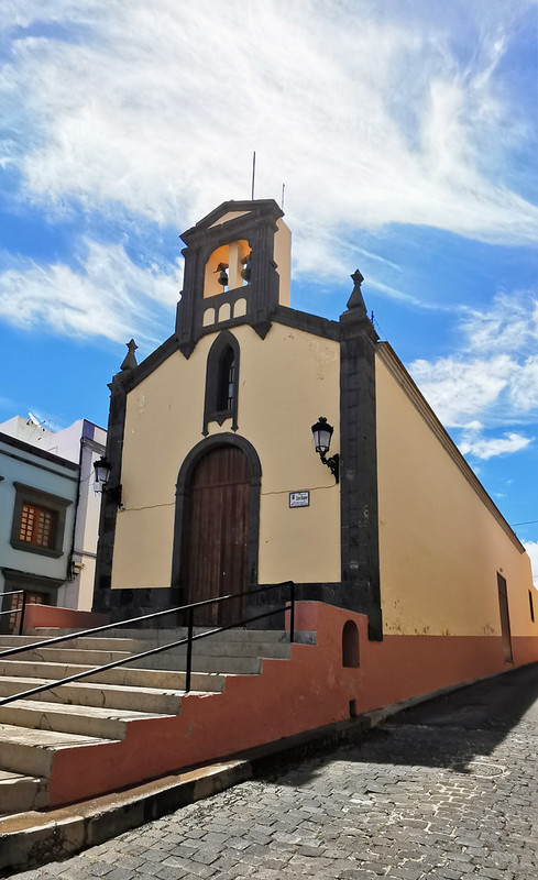 Ermita San Roque Santa María de Guía Gran Canaria