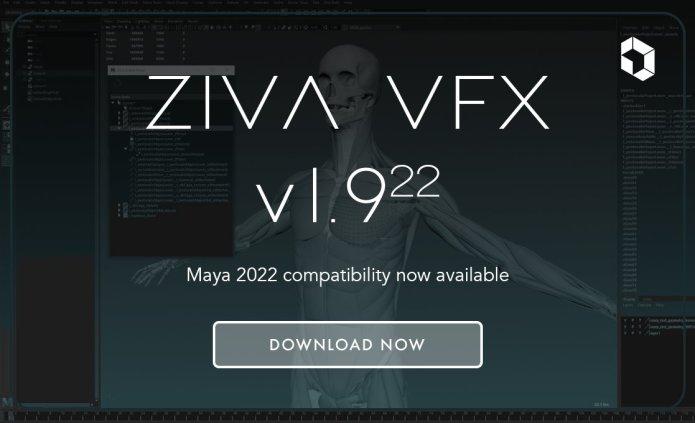 Ziva Dynamics Ziva VFX v1.922