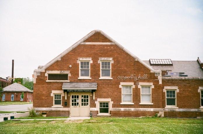 Carpentry hall