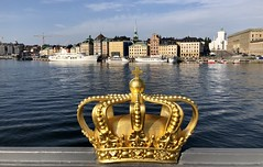 Stockholm Sweden, my old hometown. Extraordinary day to be back :raised_hands: Thank you :pray: