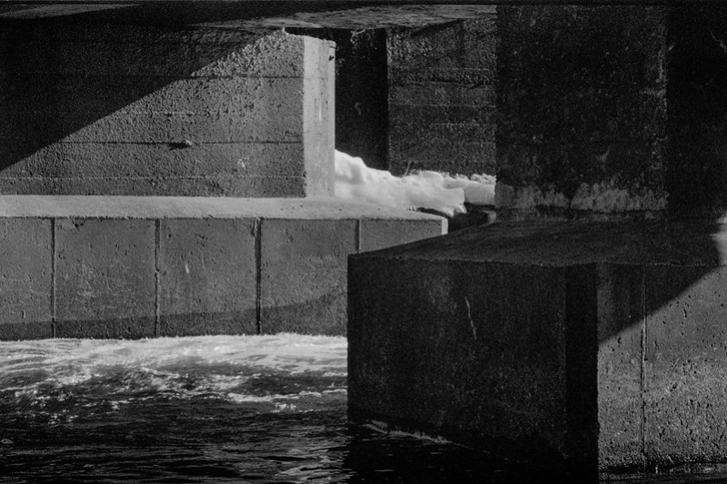 Concrete and Water