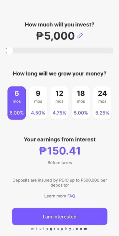 Easy time deposits with Tonik Bank - Mielygraphy