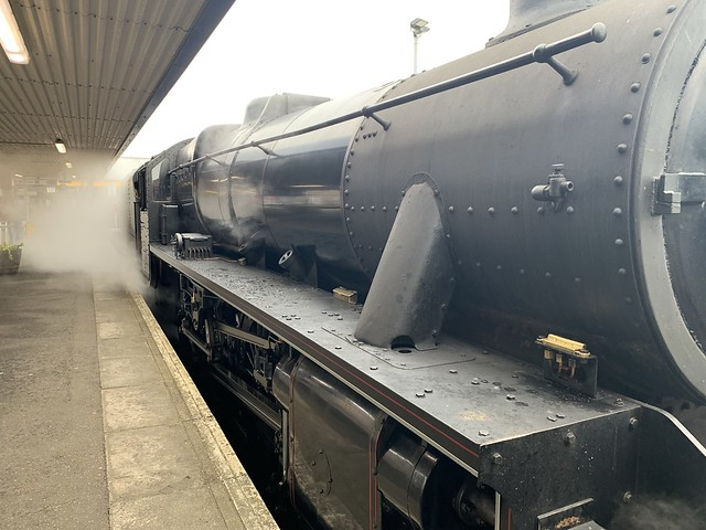 Harry Potter Carriages - Fort William