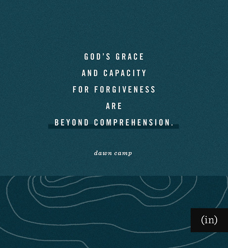 A Forgiveness Beyond Comprehension today at (in)courage