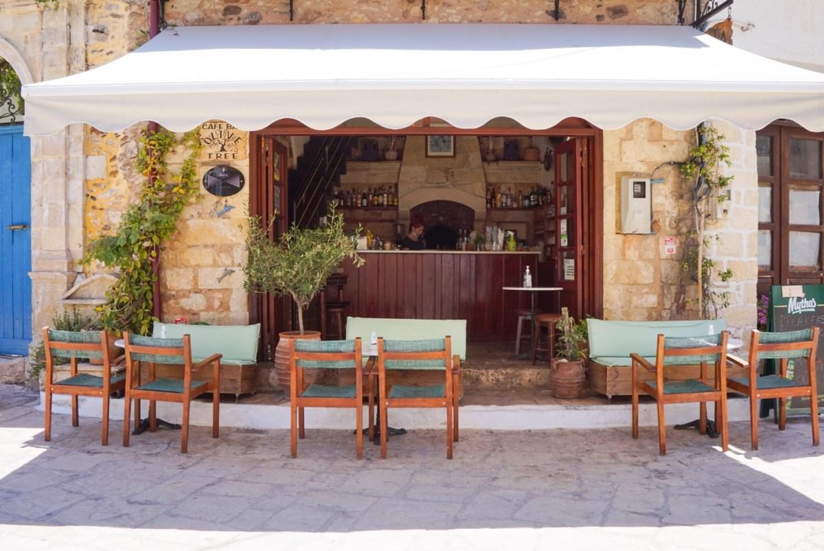 Kreetan suloisin kylä
