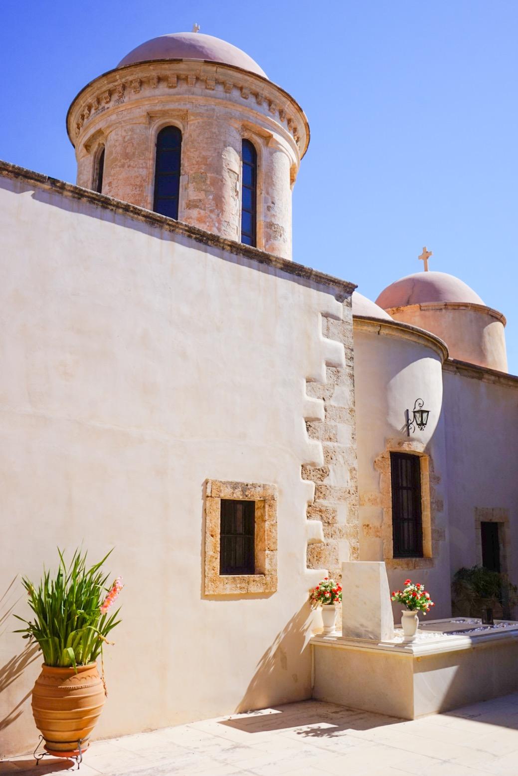 Gonian luostari, Kolymvari