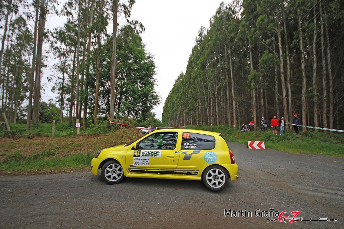 Rally de Naron 2021 - Martín Graña