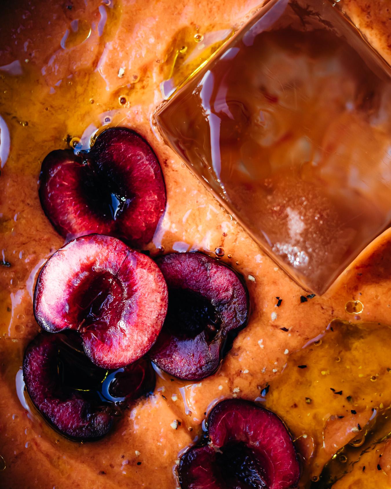 kirsikkagazpacho