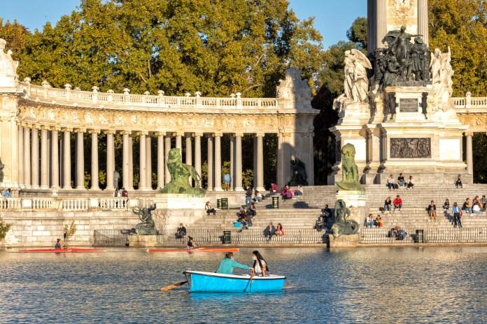馬德里 麗池公園 ©Álvaro López del Cerro-Madrid Destino