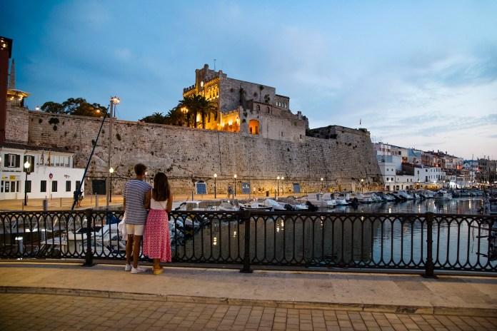 Ciutadella de Menorca-梅诺卡岛古老而静谧 巴利亞利群島