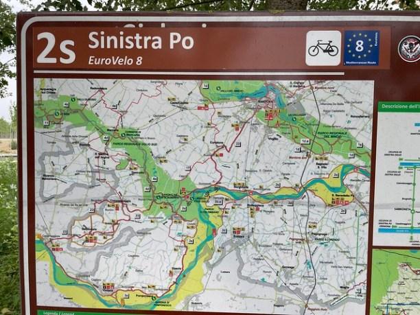 Auf dem Weg nach Parma