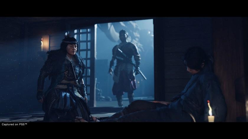 Ghost of Tsushima Director's Cut (Iki Island)