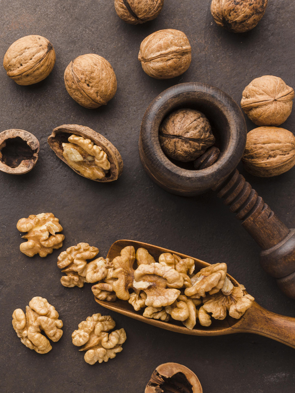 Nuts About Summer Snacks