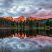 Morning at Sprague Lake, RMNP [Explore]