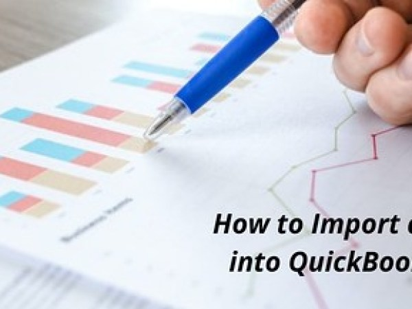 How to Import a CSV File into QuickBooks Online