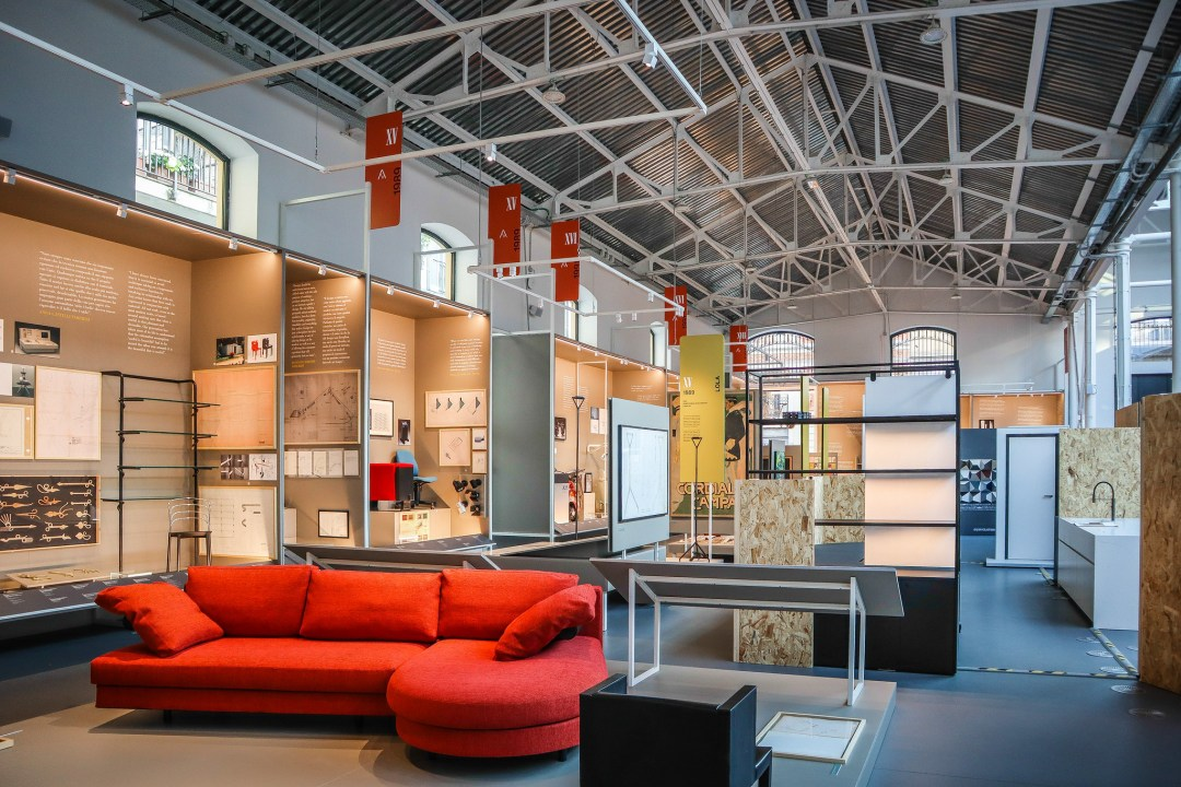 ADI Design Museum, collezione Compasso d'Oro