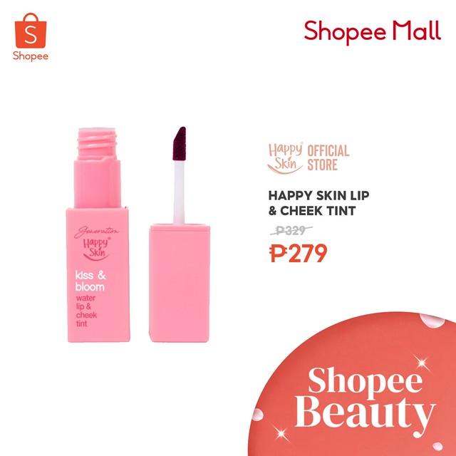 Shopee Beauty Happy Skin