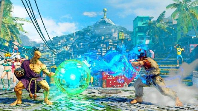 Street Fighter V Summer Update