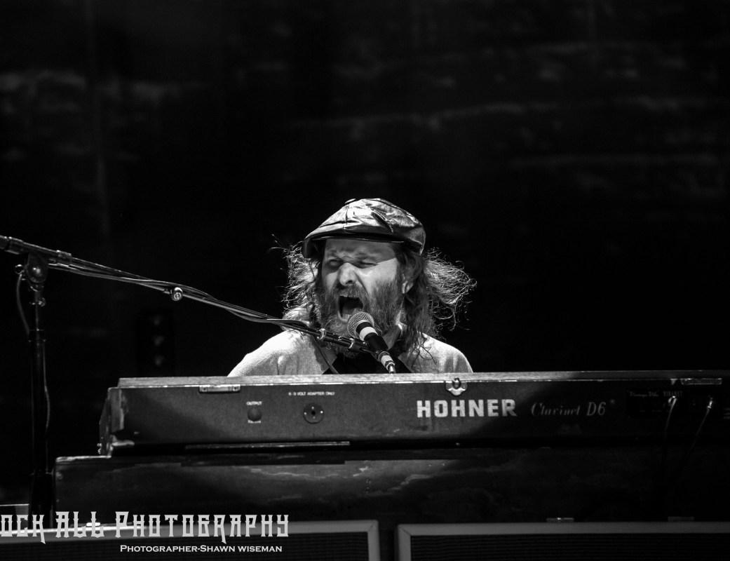 The Black Crowes - Riverbend Music Center - Cincinnati, OH 8/3/21