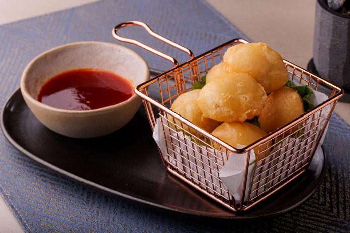 Fried Chicken 'Balls' (1)