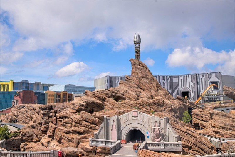Genting SkyWorlds Theme Park - Eagle Mountain