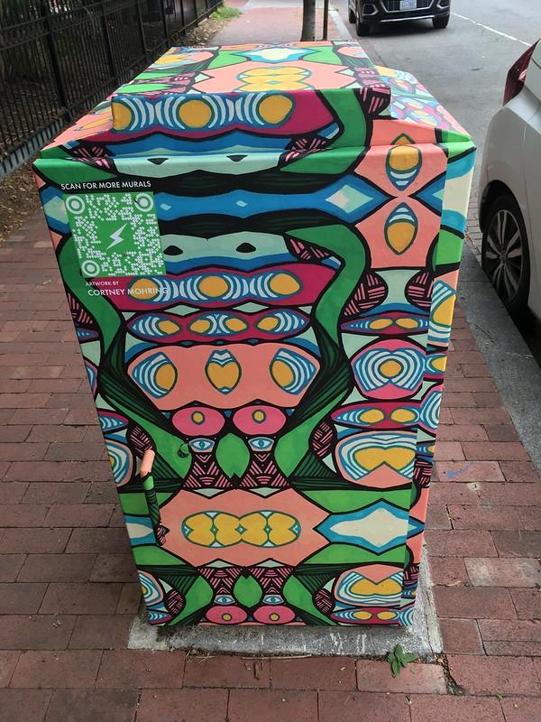 Box pattern 1