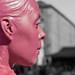 Pink profile