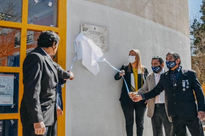 2021-08-17 GOBIERNO: Descubrimiento de placa homenaje a Malvinas CUIM