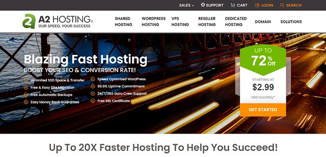 Overview of A2 hosting