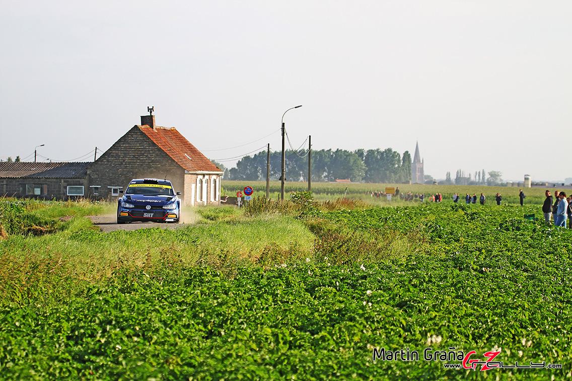 Rally Ypres 2021 WRC - Martin Graña