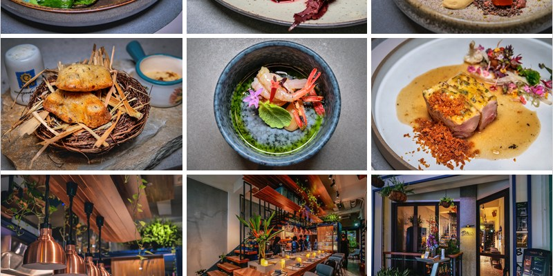 台中2021新餐廳推薦   露 Dew-chef's wine and gourmet (台中西屯法式料理),採預約制!以食為名,餐點就像藝術品精緻美味,很不一樣的美食饗宴。