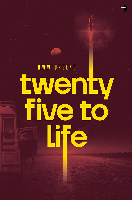 Cover to Twenty-Five to Life