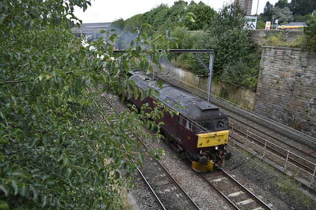 47854 Diamond Jubilee at King Edward VII Junction