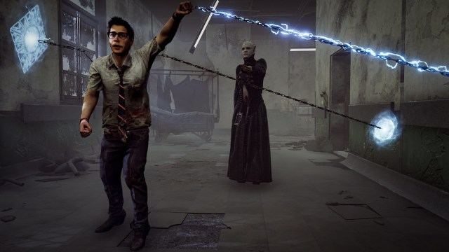 The puzzle box is open: Pinhead joins Dead by Daylight 2