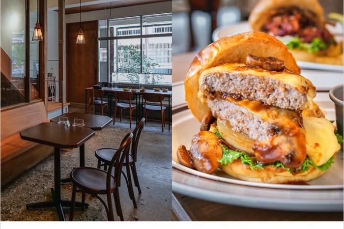 台中南屯日式洋食 | 青春漢堡 Aoharu Burger,田樂最新品牌,老宅日系裝潢有質感好有Fu啊!