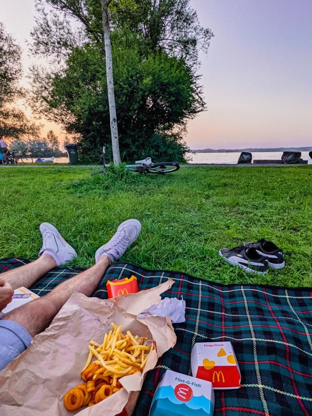 McDonalds Hard Vorarlberg Lake Constance blog joydellavita