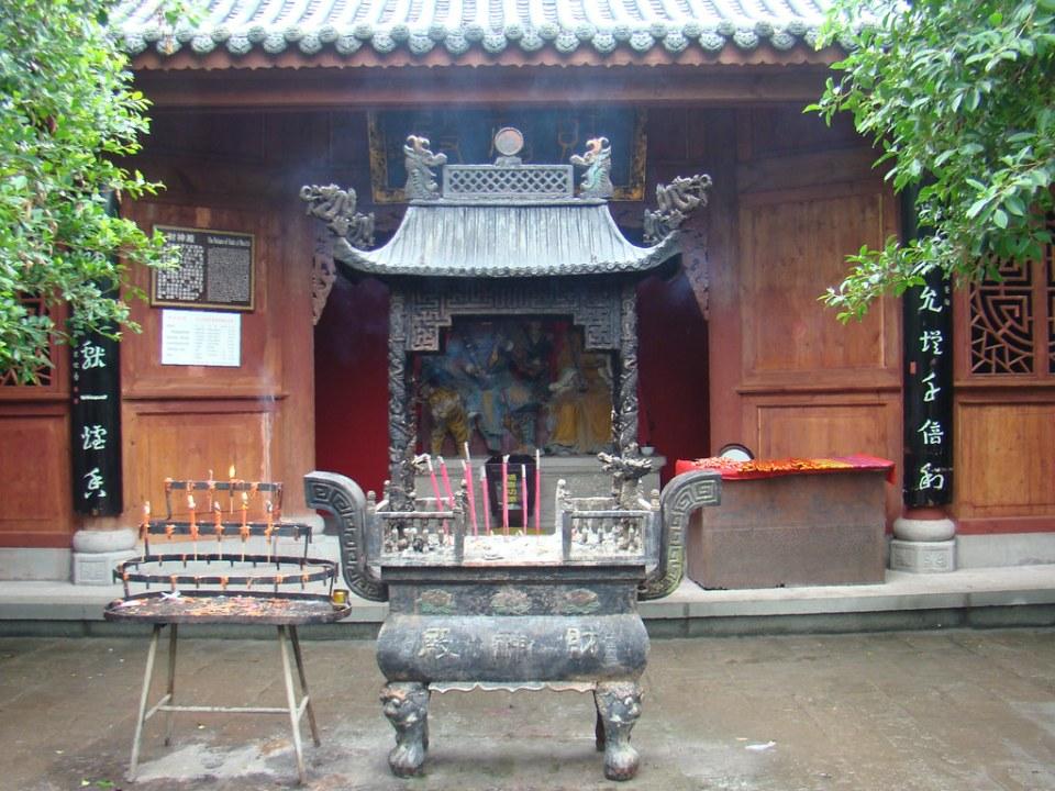 Fengdu (La Ciudad Fantasma) China 17