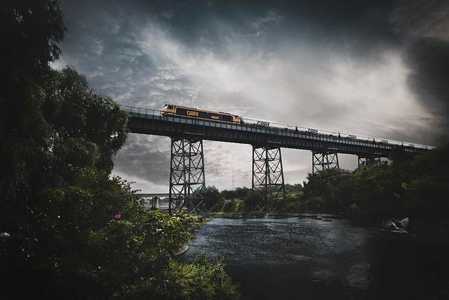 Blyth Bebside Biomass Bridge Crossing