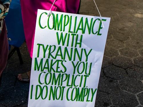 hall no comply
