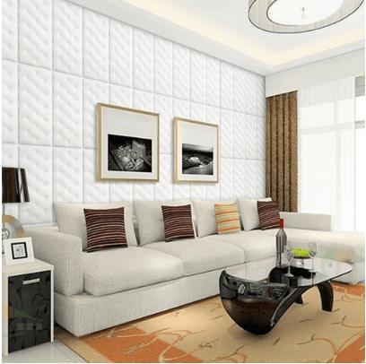 IDA Wallpaper 3D Foam Bricks