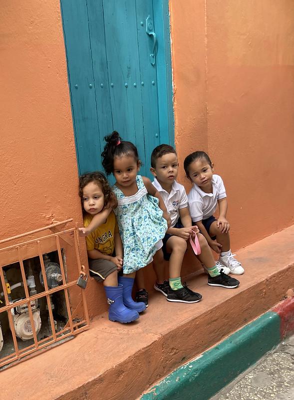 Cuties in Cartagena