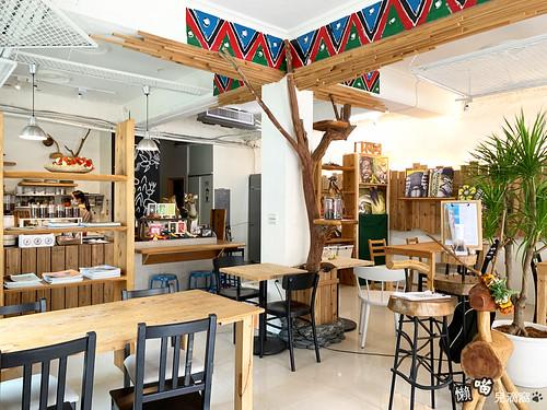 台灣水鹿咖啡館