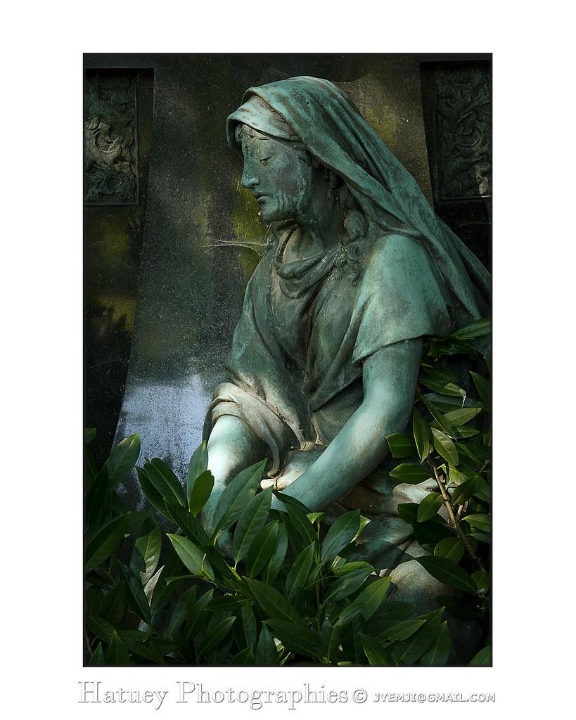 Melaten Friedhof Köln 248292F