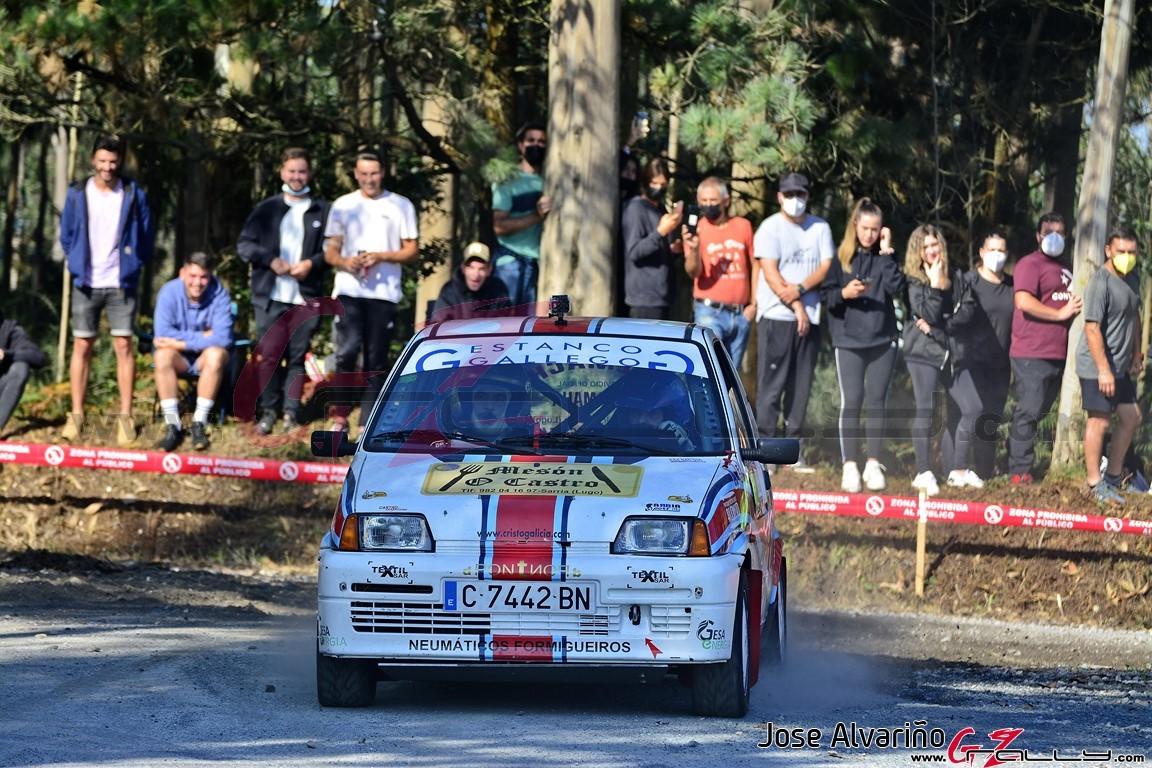 Rally Mariña Lucense 2021 - Jose Alvariño